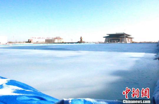 敦煌将办文博冰雪节 填补冬季冰雪旅游空白(图)