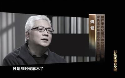 """中纪委再推反腐专题片 10余落马纪检干部当""""主角"""""""