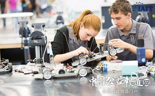 上海:德国SGI夏令营公益登陆中国