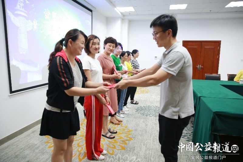 诸暨成立绍兴首家青少年司法社工服务队