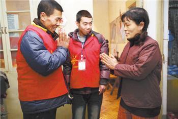 """青海""""暖冬行动""""五年送出1.6万余个爱心包裹"""