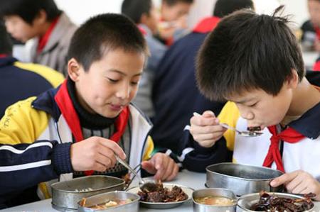 甘肃:项目县儿童贫血状况显著改善