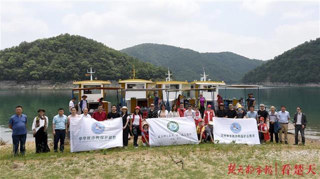 保护漳河,荆门198名爱鸟人士组建志愿者团队